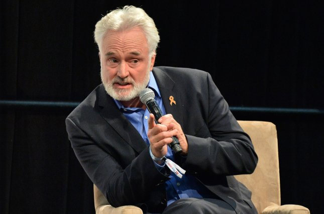 Bradley Whitford has landed a role in the Netflix adaptation of tick, tick...Boom! File Photo by Jim Ruymen/UPI