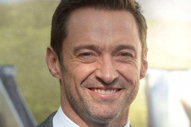 Australian actor Hugh Jackman attends the world premiere of Pan at Odeon Leicester Square in London on Sept. 20, 2015. Photo by Paul Treadway/UPI Jackman helped host the Global Citizen Festival in New York Saturday.