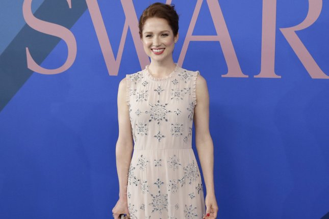 Unbreakable Kimmy Schmidt star Ellie Kemper. The Netflix is set to end following Season 4. File Photo by John Angelillo/UPI