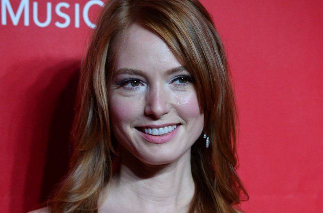 Alicia Witt can now be seen in Amazon's horror anthology series, Lore. File Photo by Jim Ruymen/UPI