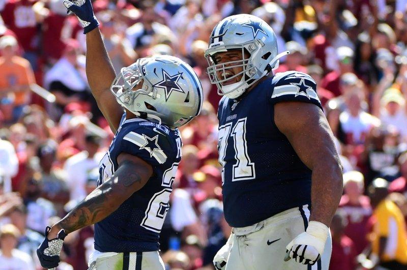 Cowboys' La'el Collins suspended 5 games for violation of substance abuse policy