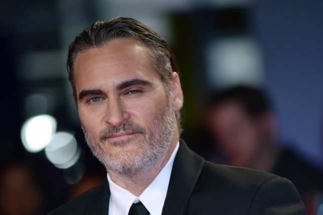 Actor Joaquin Phoenix attends the Toronto International Film Festival's gala presentation screening of Joker on September 9. File Photo by Chris Chew/UPI