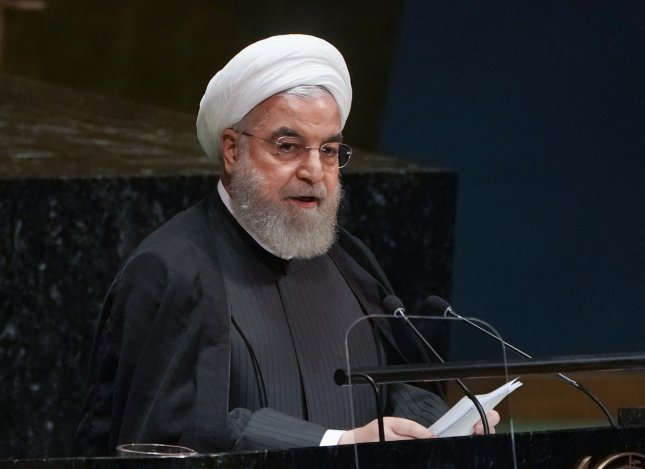 President of Iran Hassan Rouhani claimed victory Wednesday over nationwide protests that erupted last week over a substantial hike to the cost of fuel. Photo by Jemal Countess/UPI