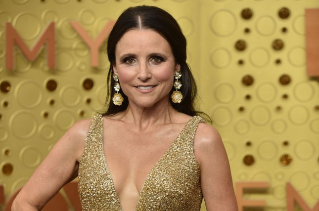 Julia Louis-Dreyfus is working on new projects with Apple TV+. File Photo by Christine Chew/UPI