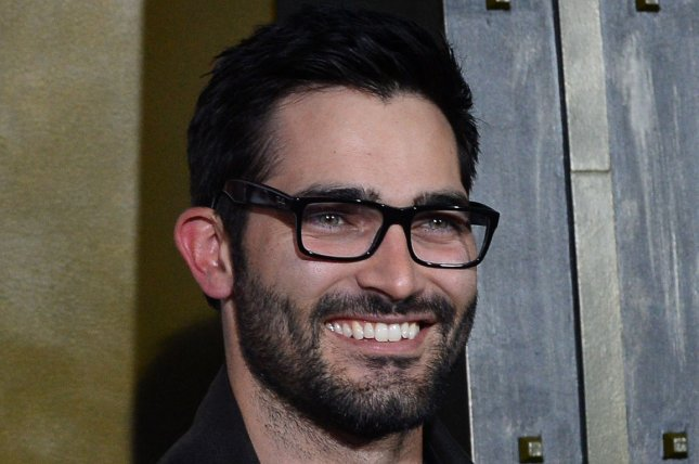 Superman & Lois star Tyler Hoechlin attends the premiere of 300: Rise of an Empire on March 2014. The premiere of Superman & Lois will span 90 minutes followed by a half-hour special. File Photo by Jim Ruymen/UPI