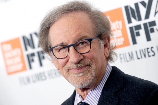 Steven Spielberg's studio Amblin Partners is teaming up with Netflix. File Photo by Dennis Van Tine/UPI