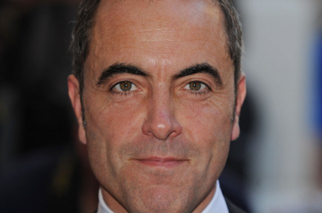 Northern Irish actor James Nesbitt pictured at the GQ Awards at the Royal Opera House in London in 2009. File photo by Rune Hellestad/UPI