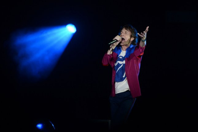 Mick Jagger, lead singer of The Rolling Stones, had heart valve replacement surgery on Thursday. Last week, the band postponed a planned North American leg of its No Filter tour after doctors told Jagger he could not tour without undergoing the procedure. File Photo by Jim Ruymen/UPI