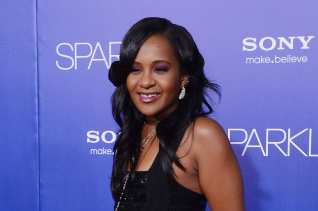 After being found unresponsive in a bathtub in Georgia, Bobbi Kristina Brown was hospitalized and placed under a medically induced coma. She has been taken off the coma-inducing medication but reportedly remains unresponsive. Photo by Jim Ruymen/UPI