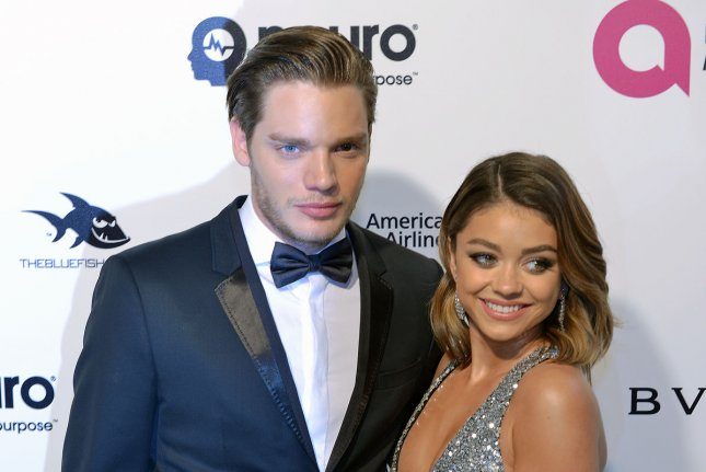 Sarah Hyland and Dominic Sherwood split after more than two years together