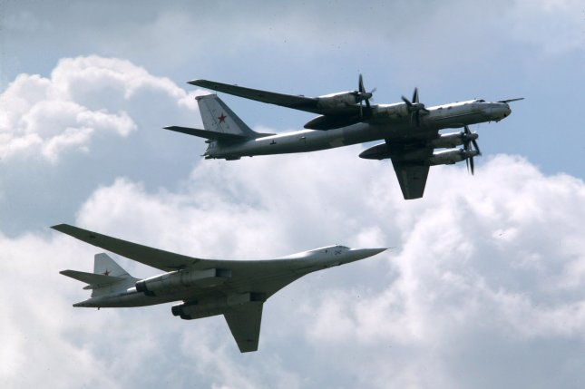 Two Tu-160 bombers on cross-Atlantic flight for deployment to Venezuela