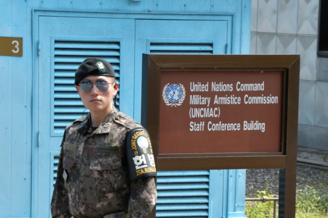 The U.S. military in South Korea has made personnel changes at the United Nations Command since 2018. File Photo by Keizo Mori/UPI