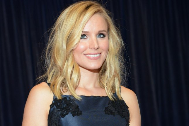 Kristen Bell. UPI/Molly Riley