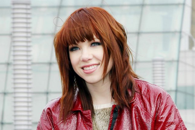 Carly Rae Jepsen performed on Tuesday's episode of 'Dancing with the Stars.' File photo by John Angelillo/UPI