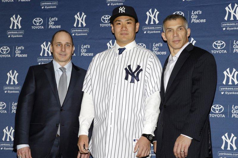 Cashman says Yanks may not make deadline deal - UPI.com