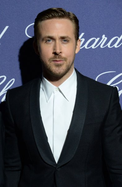 Ryan Gosling at the Palm Spring International Film Festival awards gala on Monday. Photo by Jim Ruymen/UPI