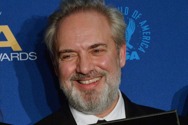 1917 filmmaker Sam Mendes won a prize at the Producers Guild of America ceremony in January. Next year's event will be a virtual affair on March 24. File Photo by Jim Ruymen/UPI