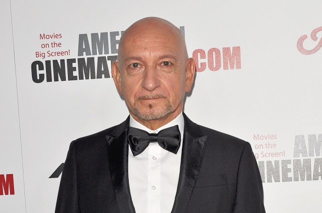 Ben Kingsley is in New Jersey working on a new film called Jules. File Photo by Christine Chew/UPI