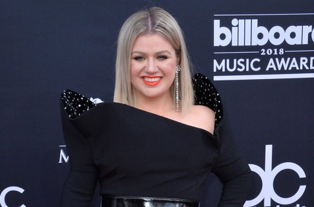 Kelly Clarkson said daughter River Rose is determined to marry Coldplay frontman Chris Martin. File Photo by Jim Ruymen/UPI