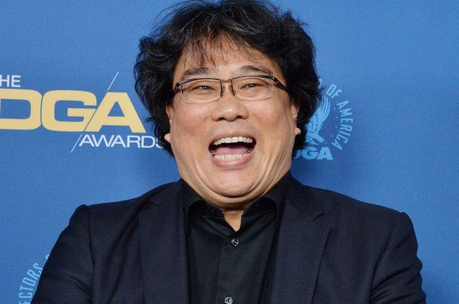 Bong Joon Ho won the Writers Guild of America honor for Best Original Film Screenplay for Parasite on Saturday. File Photo by Jim Ruymen/UPI