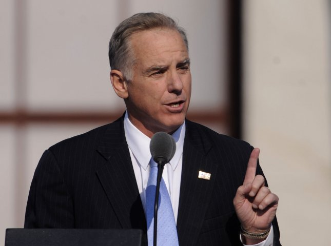 Chairman of the Democratic National Committee Howard Dean