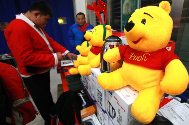 'Winnie The Pooh' has been blacklisted by the Chinese government