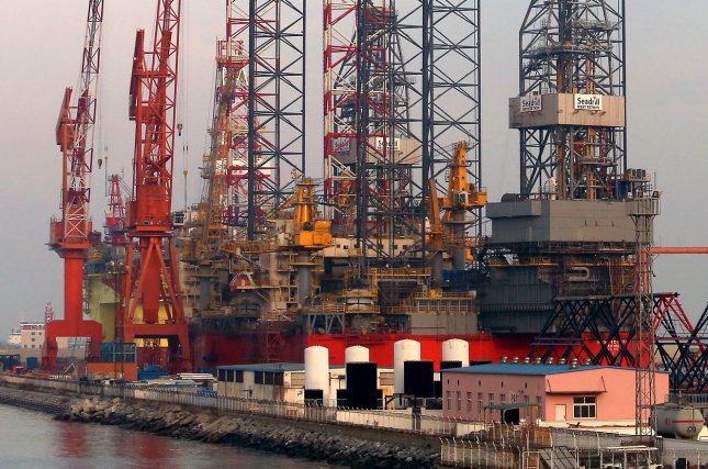 Of the 12 production licenses offered offshore by Norway on Monday, 9 are in the Barents Sea where the government sees the most promise. File Photo by Stephen Shaver/UPI