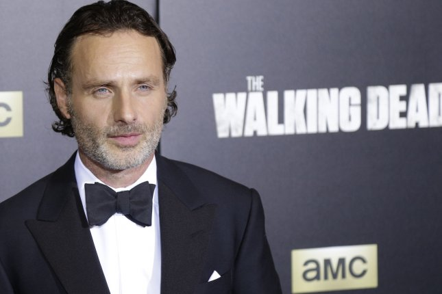 AMC has released a synopsis for Season 9 of Andrew Lincoln's show The Walking Dead. File Photo by John Angelillo/UPI