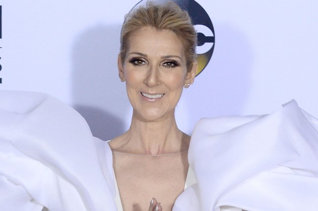 Celine Dion will bring her Celine show to a close June 8. File Photo by Jim Ruymen/UPI