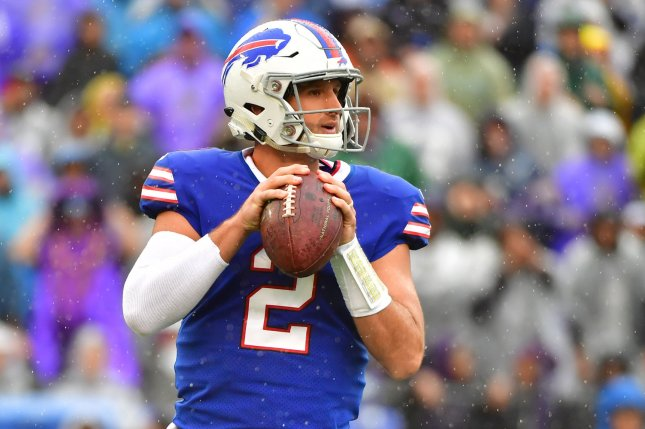 Raiders to sign former Bills QB Nathan Peterman