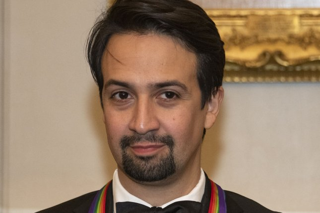 Lin-Manuel Miranda is performing his iconic show Hamilton in Puerto Rico this weekend. File Photo by Ron Sachs/UPI