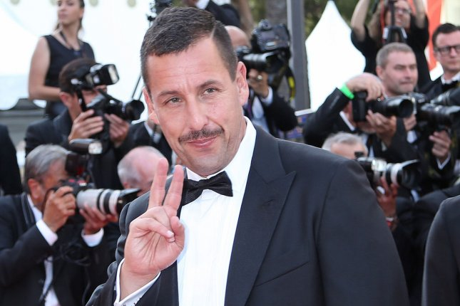 Adam Sandler will star in a Halloween comedy with Julie Bowen and Kevin James. File Photo by David Silpa/UPI