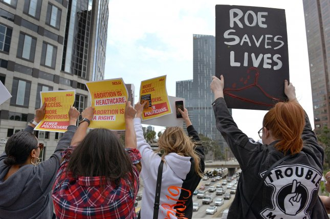 The U.S. Supreme Court will take on Louisiana's abortion restriction starting next week. Photo by Chris Chew/UPI