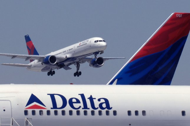 Delta's plan to furlough pilots was called morale crushing by the pilots union. File Photo by John Dickerson/UPI