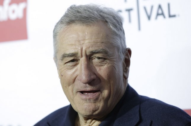 Robert De Niro arrives on the red carpet at the Taxi Driver 40th Anniversary Celebration during the 2016 Tribeca Film Festival at The Beacon Theatre on April 21, 2016 in New York City. De Niro is attached to star in a new David O. Russell helmed television series alongside Julianne Moore. File Photo by John Angelillo/UPI