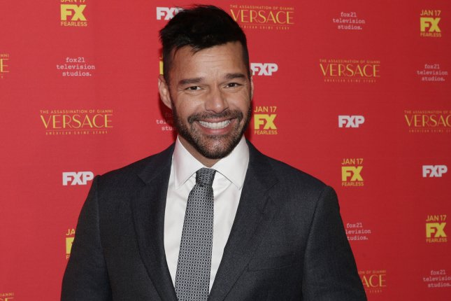 Ricky Martin quietly tied the knot with Jwan Yosef ahead of their wedding ceremony. File Photo by John Angelillo/UPI