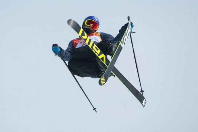 Norway's Braaten secures men's ski slopestyle title at Pyeongchang 2018