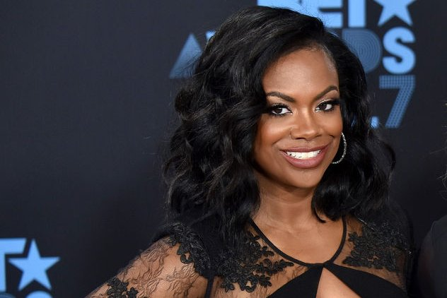 Kandi Burruss will play Otis Douda Perry's (Curtiss Cook) estranged wife on the Showtime series The Chi. File Photo by Christine Chew/UPI