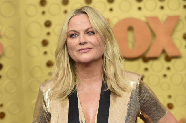 Amy Poehler's crafting competition series Making It announced its 10 contestants for Season 2, premiering Dec. 2. File Photo by Christine Chew/UPI