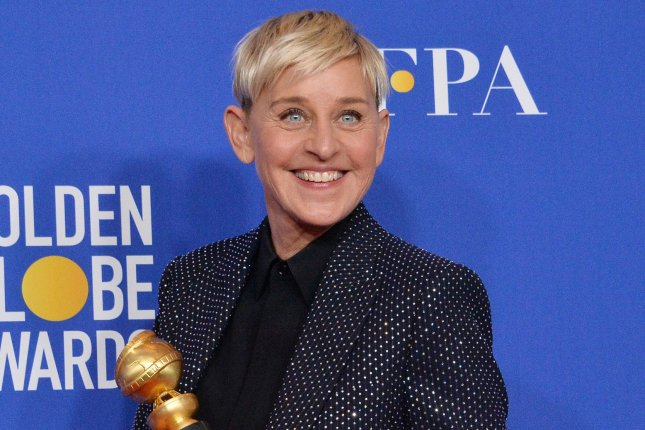 Ellen DeGeneres will produce The Masked Singer spinoff The Masked Dancer, a reality competition featuring celebrities in costume. File Photo by Jim Ruymen/UPI