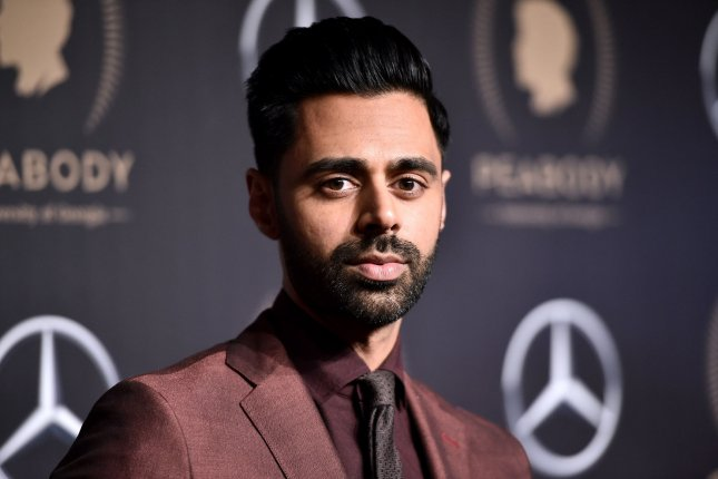 Hasan Minhaj will appear in The Morning Show Season 2, starring Jennifer Aniston and Reese Witherspoon. File Photo by Steven Ferdman/UPI