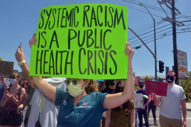 More than one in five adults in the U.S. has faced bias in the healthcare system, a new study has found. File Photo by Jim Ruymen/UPI
