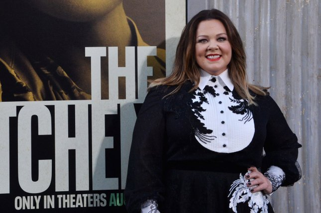 Melissa McCarthy discussed her love of fashion and challenges in her career on Watch What Happens Live. File Photo by Jim Ruymen/UPI