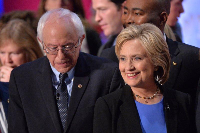 Wall Street divides Clinton, Sanders at Democratic town hall