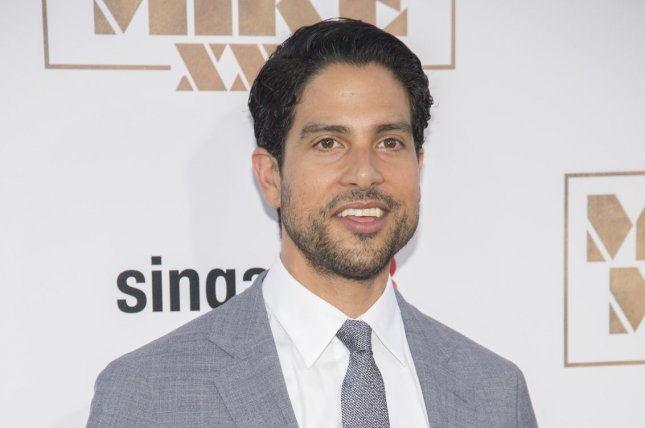 Cast member Adam Rodriguez attends the premiere of the film Magic Mike XXL in Los Angeles on June 25, 2015. File Photo by Phil McCarten/UPI