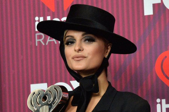 Bebe Rexha learned she has bipolar disorder after experiencing months of lows and highs. File Photo by Jim Ruymen/UPI