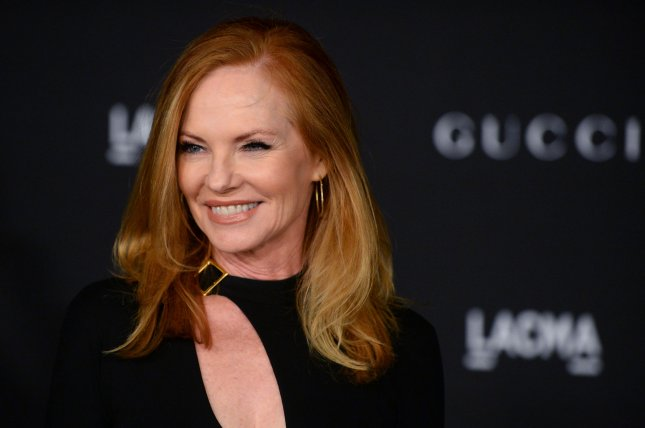 Actress Marg Helgenberger attends the fourth annual LACMA Art + Film gala honoring Barbara Kruger and Quentin Tarantino in Los Angeles on Nov. 1, 2014. Photo by Jim Ruymen/UPI