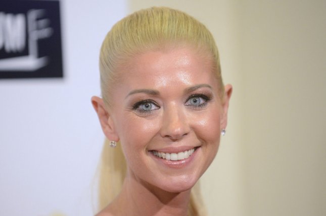 Tara Reid at the Los Angeles premiere of 'Sharknado 2: The Second One' on August 21, 2014. File photo by Phil McCarten/UPI