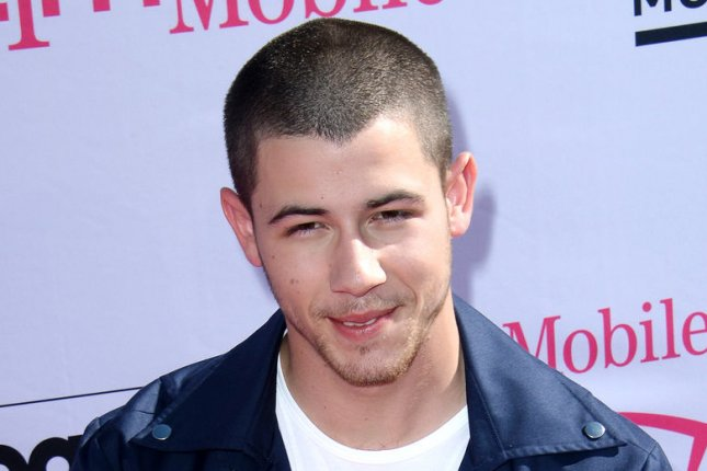 Nick Jonas at the Billboard Music Awards on Sunday. The actor was linked to Lily Collins again this week. File Photo by Jim Ruymen/UPI