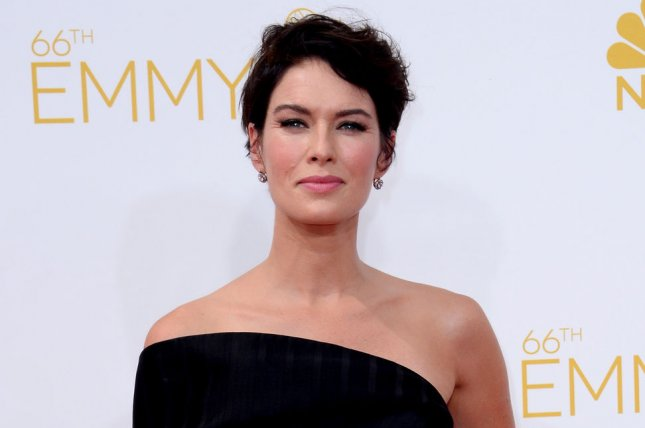 Lena Headey at the Primetime Emmy Awards in 2014. The actress plays Cersei Lannister on Game of Thrones. File Photo by Jim Ruymen/UPI